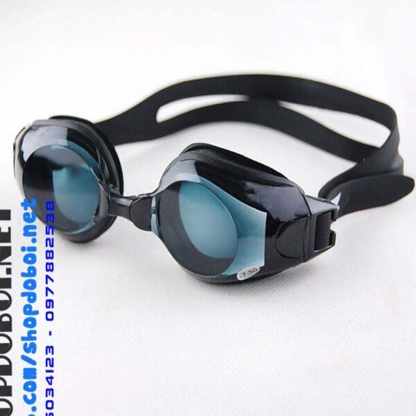 Kính bơi CẬN THỊ chống UV, sương mờ KBC1003