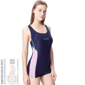 Bộ đồ bơi nữ liền thân YingFa BBW8012 (2)