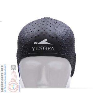 Mã MBY106D - Mũ bơi-Nón bơi cho tóc dài YingFa