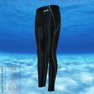 Quần bơi dài kháng nước, giữ ấm QBD1612T